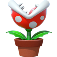 Potted Piranha Plant Smash 5
