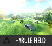 Hyrule Field Smash 5