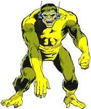 Ape Man (Marvel Ultimate Alliance 3)
