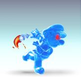 Shadow Mario SSBF