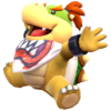 Bowser Jr without Koopa clown car