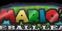 Mario's Baseball League