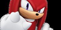 Sega & Fantendo All-Star Fighters/Knuckles