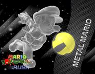 Metal Mario Wall MDR