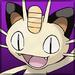 Purpleverse Portal thing - Meowth