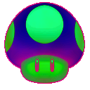 Space Mushroom