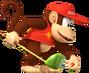 736px-Diddy Kong Artwork - Mario Golf World Tour