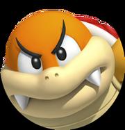 Boom Boom, Super Mario 3D Land