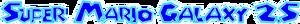 Super Mario Galaxy 2.5 Spine Logo