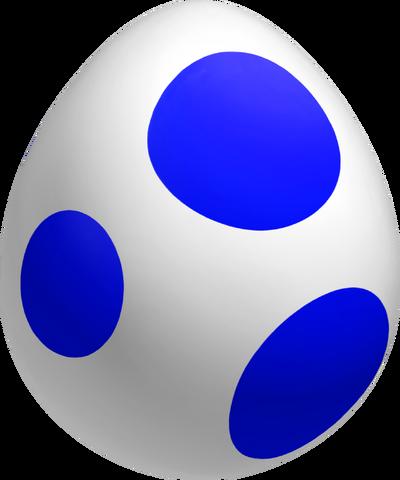 File:Blue Yoshi Egg.png