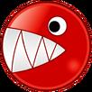 Red Chomp art