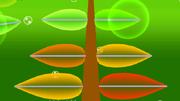 Colores de las hojas de Hanenbow SSBB