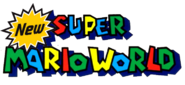 New Super Mario World Logo