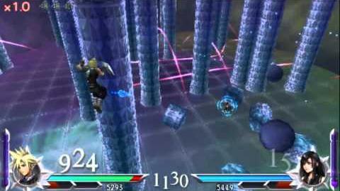 Dissidia 012 Final Fantasy Prologus - Cloud vs