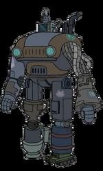 Finn's Robo Suit