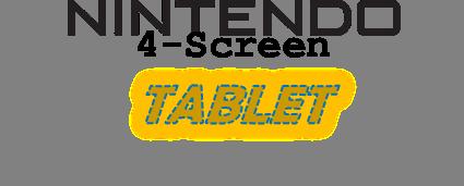 File:4-Screen Tablet Logo.png