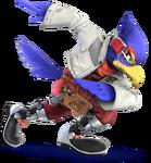 Falco Smash Bros