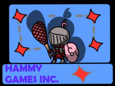 Hammy Games Inc. Logo 2