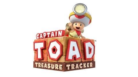 Mine Cart Sunset Rundown, Mine Cart Theme (Captain Toad Treasure Tracker)