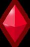 Ruby Mystic Crystal PMTMF