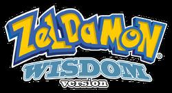 Zeldamon logo wisdom