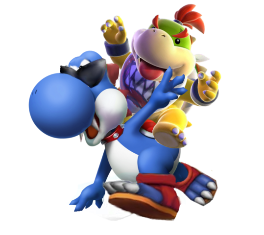File:Bowser Jr. riding Boshi.png
