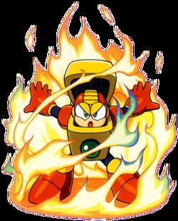Heat Man