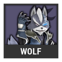 ACL -- Super Smash Bros. Switch character box - Wolf