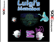 Boxart Weegee's Mansion
