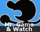 Mr.Game&WatchVSbox