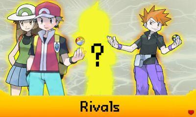 Rival Yγ