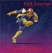 SSBC Roster Captain Falcon