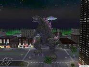 Godzilla DAM 2