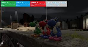 Yoshi Rumble Screenshot