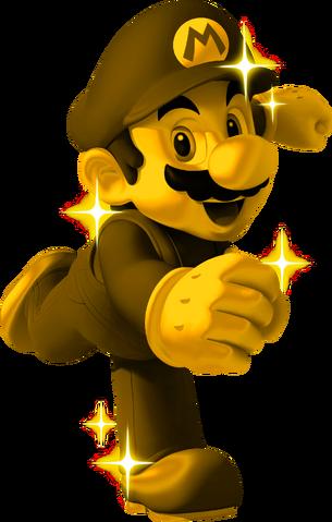 File:Gold Mario YG99.png
