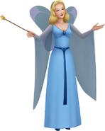 The Blue Fairy PVG