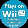 Wii 2 sticker 2