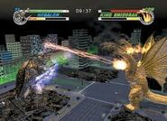 Godzilla DAM 3