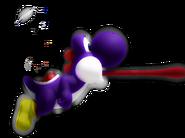 Purple Yoshi U