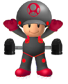Robo red Toad