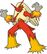 Blaziken Dream