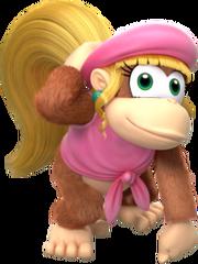 Dixie Kong Smash Bros