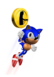 SSB3DSA Classic Sonic Artwork 1