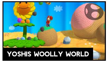 Yoshis Woolly World