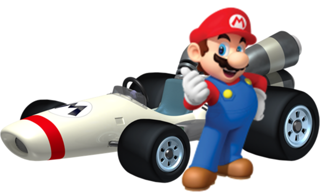 File:Mario's Kart.png