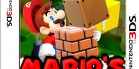 Mario's Block Mess
