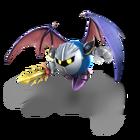 Meta Knight Icon SSB5
