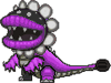 Dark DinoPiranha M&LRQ