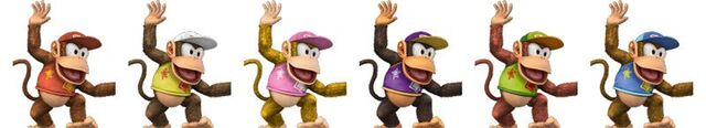 File:Diddy Kong's Colors.jpg