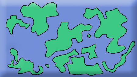 Map of Kaurek